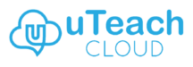 uTeach Cloud School Management Logo